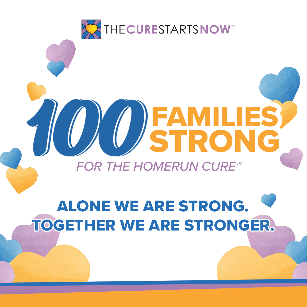 100 Families Strong