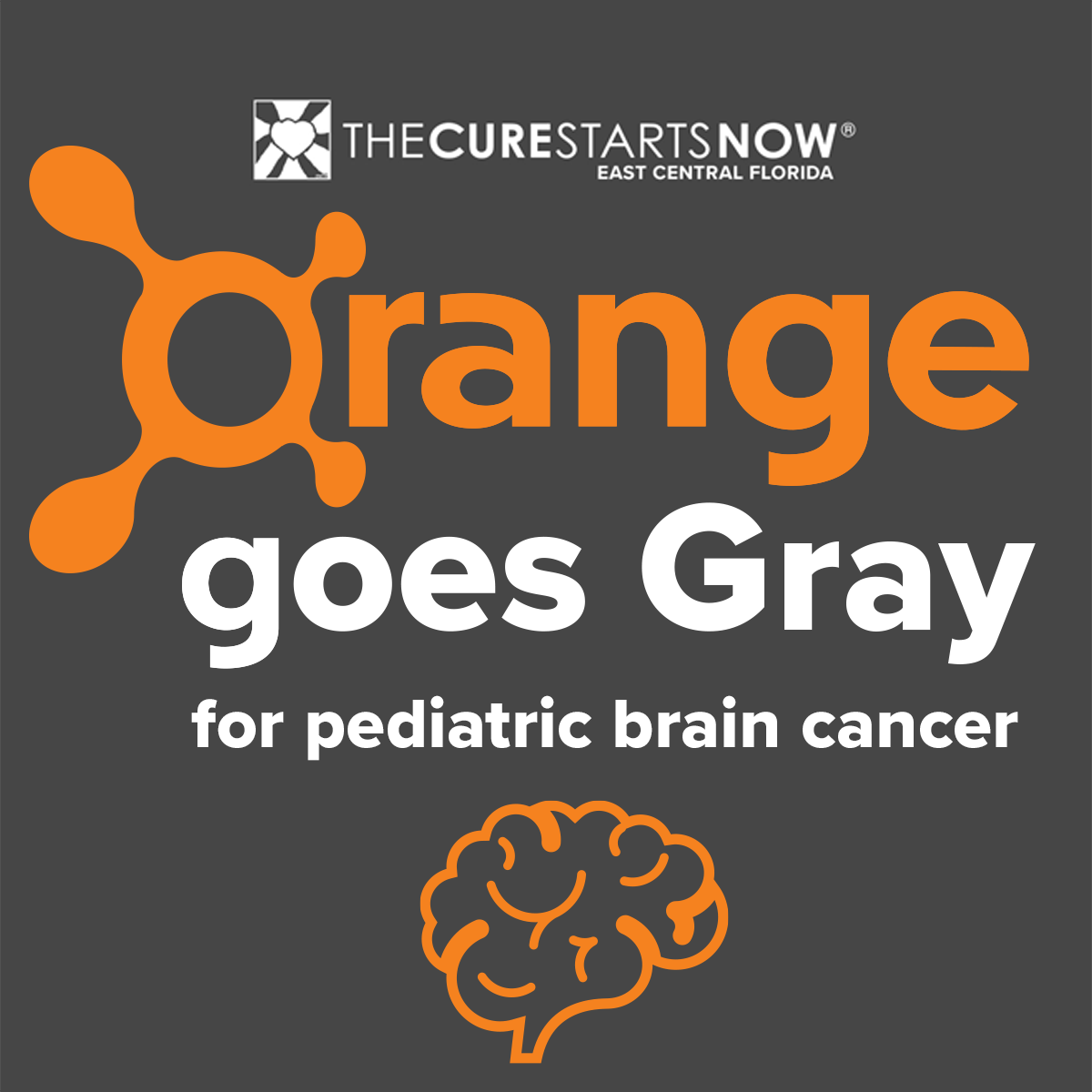 Orange Goes Gray: East Central Florida